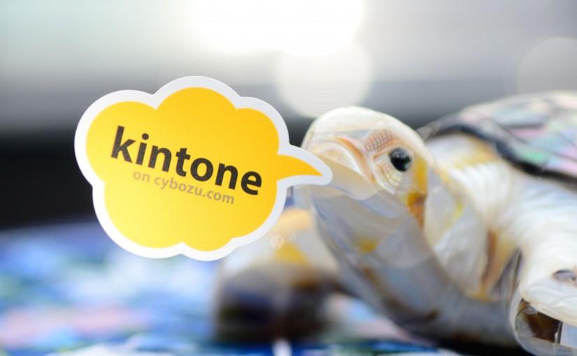 [kintone]初心者のための資料をまとめてみました